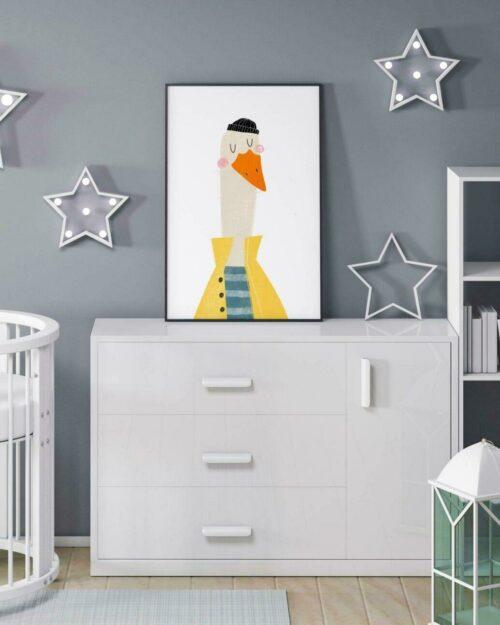 Plakat do pokoju chłopca