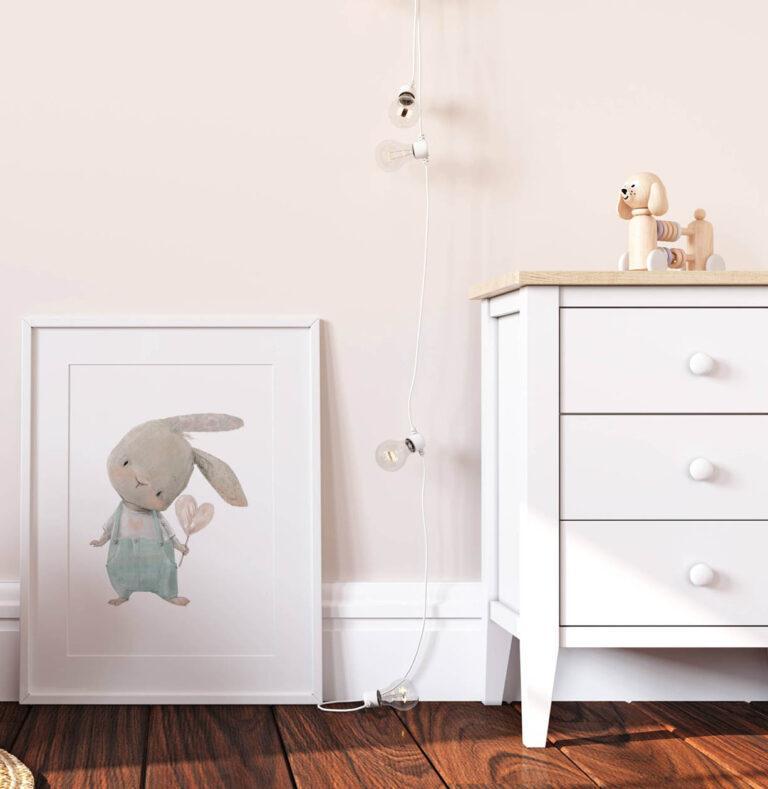 Plakat do pokoju dziecka